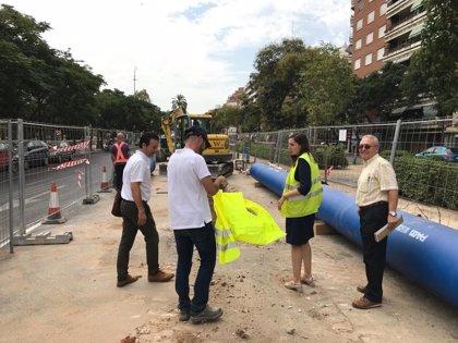 Un estudio becado por Cátedra Aguas de Valencia propone un método inédito para calcular la longevidad de las tuberías
