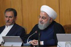 Rouhani diu que l'Iran continuarà en el pacte nuclear (Ebrahim Seydi/Iranian Presidency / DPA - Archivo)