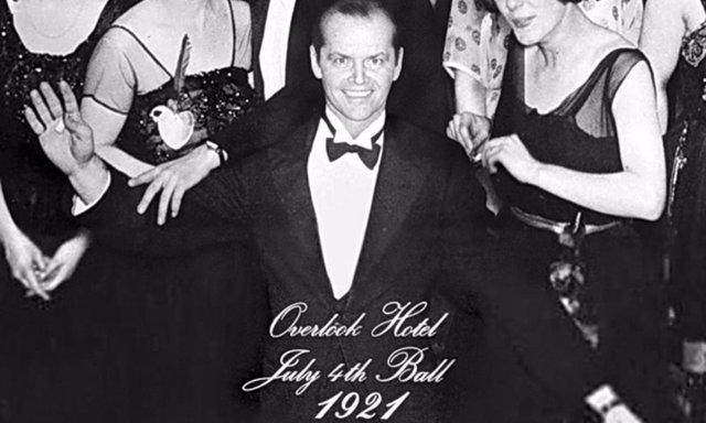 Jack Nicholson en el último y enigmático plano de 'El resplandor'