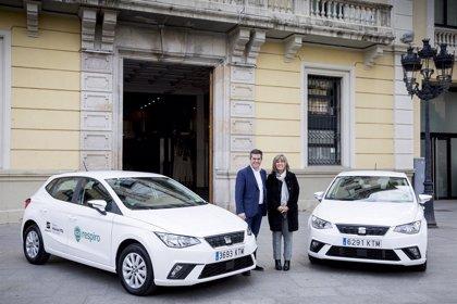 La plataforma de 'car sharing' de Seat llega este jueves a L'Hospitalet de Llobregat (Barcelona)
