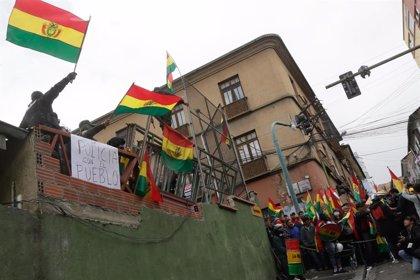 """Bolivia.- La OEA pide una reunión """"urgente"""" del Parlamento boliviano para evitar el vacío de poder"""