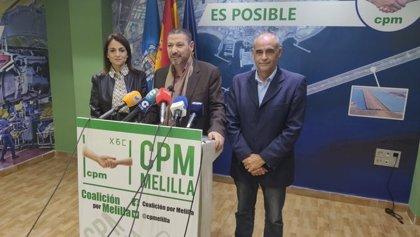 """CPM acusa a la delegada del Gobierno de practicar """"un estado de sitio"""" en Melilla que dificultó el voto el 10N"""