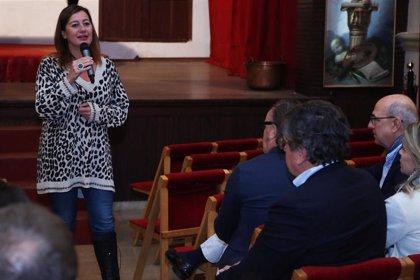 Armengol participa en la entrega de los Premios al Esfuerzo Personal y al Rendimiento Académico Excelente