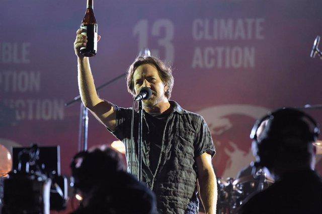 Eddie Vedder de Pearl Jam