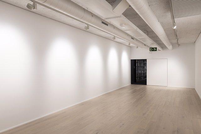 Sala d'exposicions Fundació Suñol (arxiu)