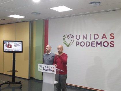 La conferencia política de Podemos Andalucía será el 18 de enero de 2020