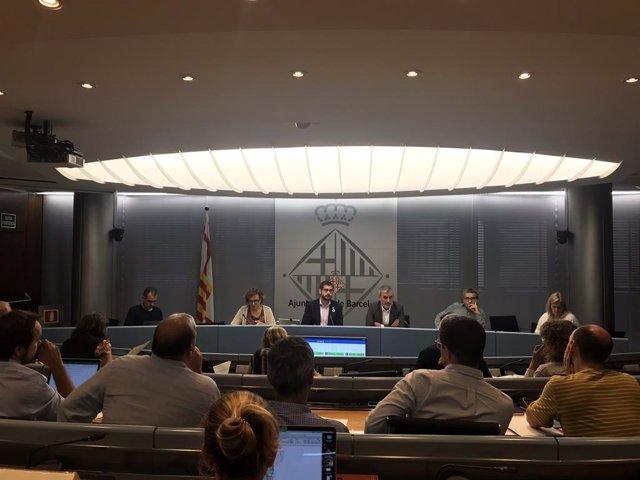 Comissió d'Economia i Hisenda de l'Ajuntament de Barcelona