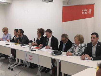 """Puig cree que no formar gobierno """"sería un insulto"""" y asegura que el PSOE es """"el freno de la extrema derecha"""""""