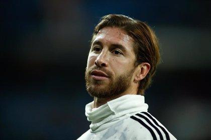 Sergio Ramos comparte la emotiva despedida con sus hijos antes de concentrarse con la selección
