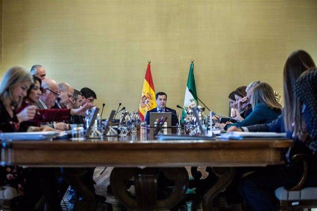 Consejo de Gobierno de la Junta de Andalucía