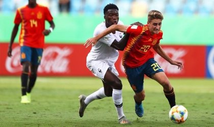 España cae ante Francia y se despide en cuartos del Mundial Sub-17