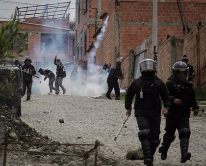 La Asamblea Legislativa de Bolivia convoca sesión para el martes para resolver la acefalia