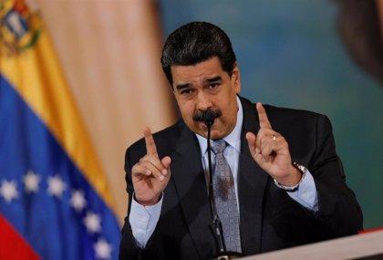 """Maduro culpa a EEUU de """"financiar y dirigir"""" un """"golpe de Estado"""" contra Morales"""