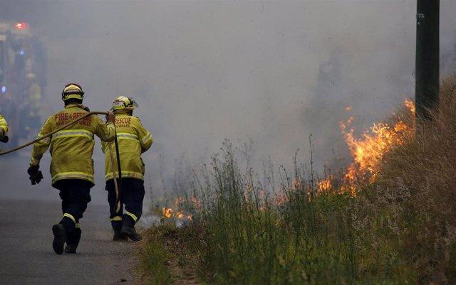 Los incendios en Australia se han expandido en las últimas horas