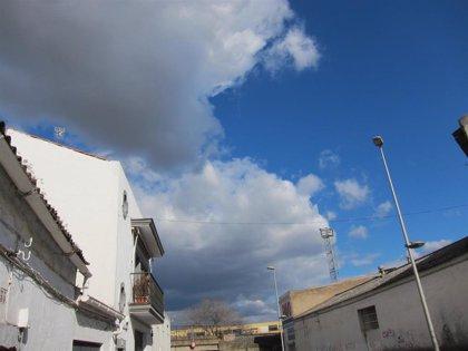 El tiempo en Extremadura para hoy martes, 12 de noviembre de 2019
