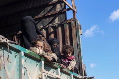 Siria/Irak.- Miles de mujeres y niños están recluidos en condiciones inhumanas en Siria e Irak, según la ONU