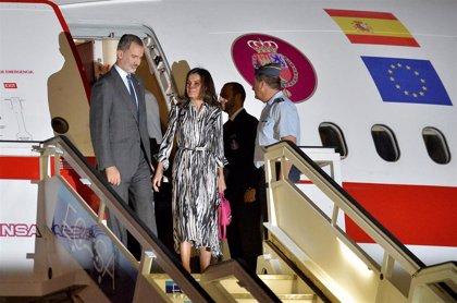 La Reina Letizia llega a Cuba presumiendo de estilo