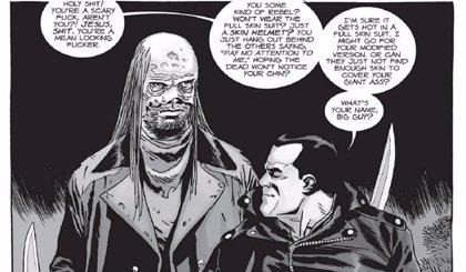 The Walking Dead: Así es el futuro de Negan y los Susurradores en los cómics