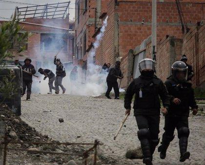 Bolivia.- La Asamblea Legislativa de Bolivia celebra este martes una sesión para resolver la acefalia