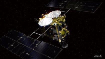 Japón anuncia el regreso de la nave Hayabusa 2 desde el asteroide Ryugu