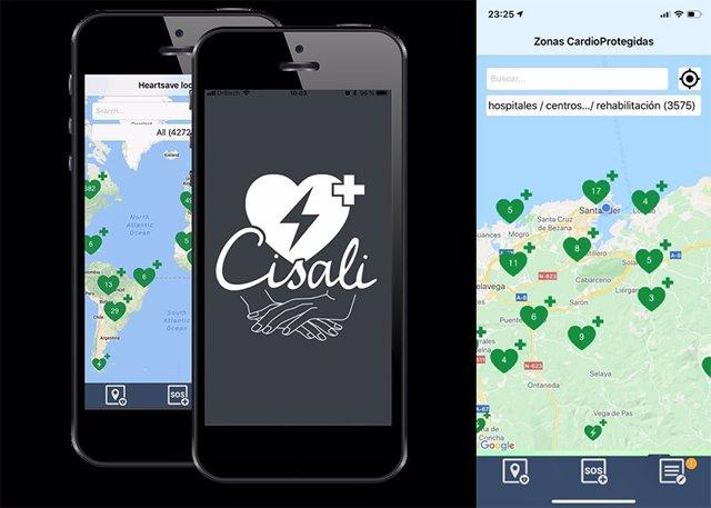 La Dirección General de Tranformación Digital y Relaciones con los Usuarios se une al proyecto Cisali para concienciar sobre la importancia de los desfibriladores para salvar vidas