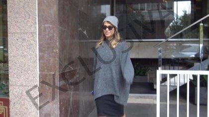 Elena Tablada guarda silencio en una nueva visita a su abogado