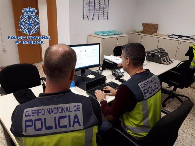 Policías hacen gestiones