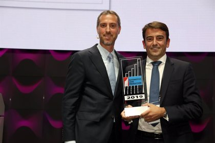 La planta de Iveco en Valladolid consigue el premio 'Agamus' como mejor fabricante de vehículos