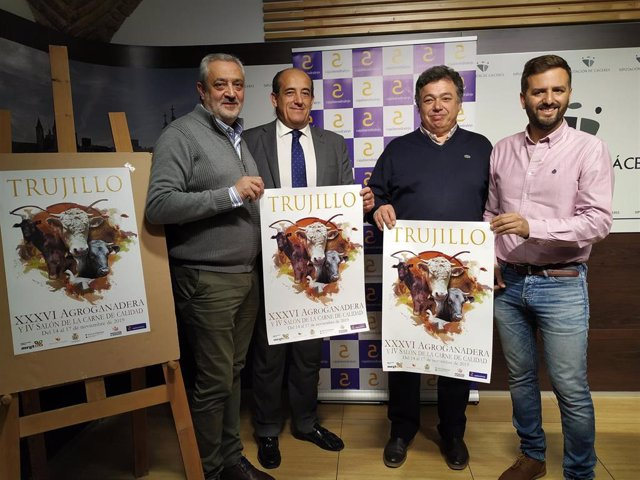 Presentación Feria Agroganadera de Trujillo
