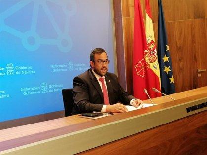 """El Gobierno de Navarra espera un Ejecutivo """"estable"""" en España y """"alineado"""" con su acuerdo programático"""
