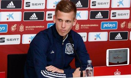 """Dani Olmo: """"El objetivo cuando me fui a Croacia era hacerme futbolista y jugar con la selección"""""""