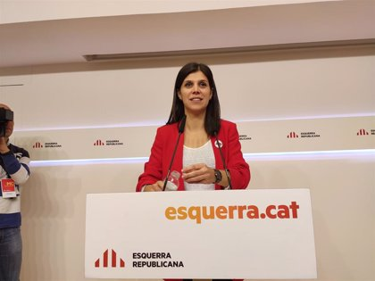 ERC plantea tres vías para un referéndum y apuesta por dialogar con el Estado