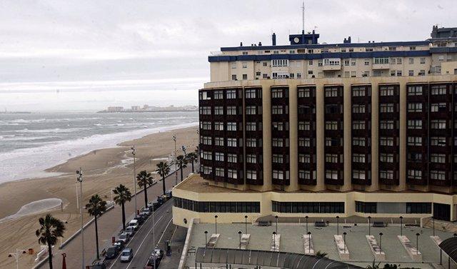 Residencia Tiempo Libre de Cádiz