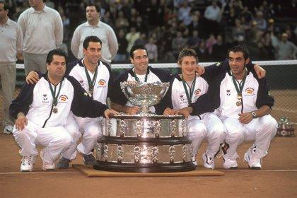 Tenis.-Tenis/Davis.- Una muestra fotográfica en Madrid repasa los 118 años de historia de la Copa Davis