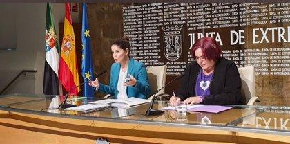 """Gil Rosiña avanza que es """"muy probable"""" que el proyecto de PGEx llegue al próximo Consejo de Gobierno"""