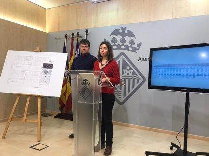 El Patronato de Vivienda presenta un proyecto para rehabilitar tres edificios municipales con 1,3 millones de euros