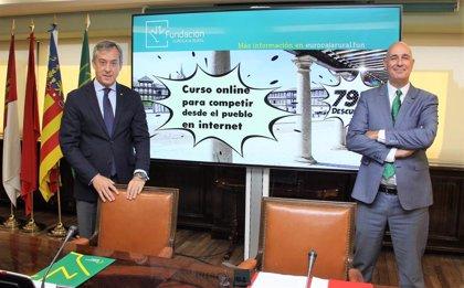 Eurocaja Rural lanza un programa para la digitalización de empresas en pueblos con menos de 3.000 habitantes