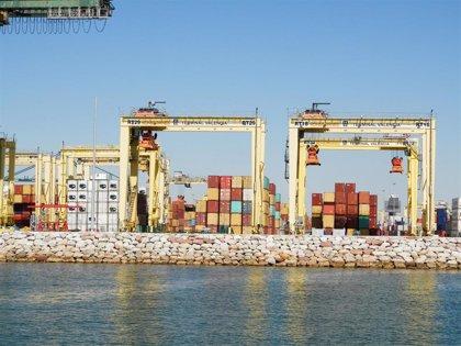 Compromís y UP se quedan solos con su petición de un nuevo análisis ambiental de la ampliación del puerto de València