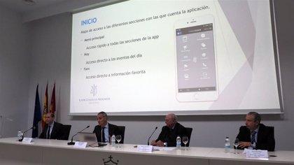 El Colegio de Abogados de Ciudad Real presenta la app 'COMUNICACR' para informar de noticias e incidencias a colegiados