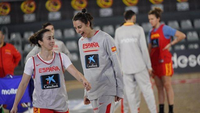 Alba Torrens vuelve a la selección española