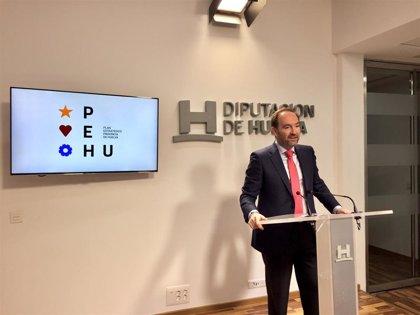 """PSOE lleva al pleno de Diputación de Huelva su rechazo al presupuesto de la Junta """"por recortar"""" las políticas públicas"""