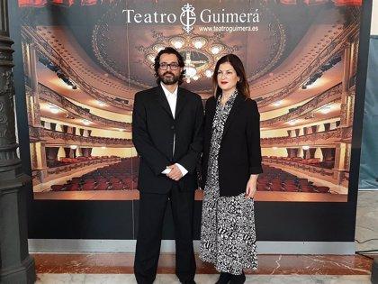 La Orquesta de Cámara de Canarias reaparece con un concierto en el Teatro Guimerá (Tenerife)