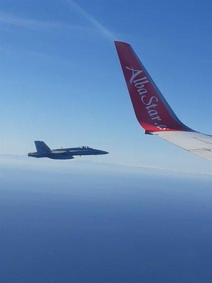 El aeropuerto de Málaga-Costa del Sol acoge un simulacro de secuestro aéreo