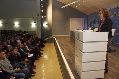 """Gobierno Vasco anuncia la creación """"en breve"""" de bolsas para interinos y auxiliares de policía local en Arkaute"""