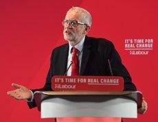 """El Partit Laborista britànic denuncia que ha patit un ciberatac """"a gran escala"""" (Joe Giddens/PA Wire/dpa)"""