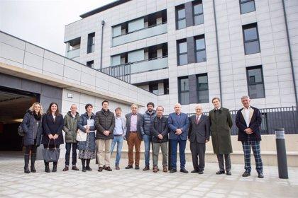 Navarra certifica como Passivhaus la primera promoción de vivienda pública de alquiler