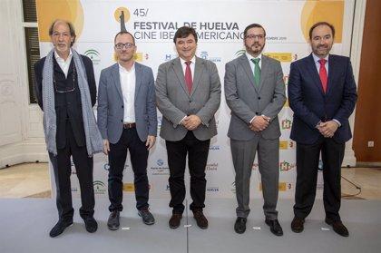 El Festival de Cine Iberoamericano de Huelva contará con 210 proyecciones durante su 45 edición