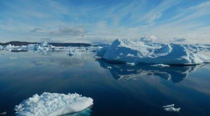 El deshielo y no el hollín acelera el calentamiento en el Ártico