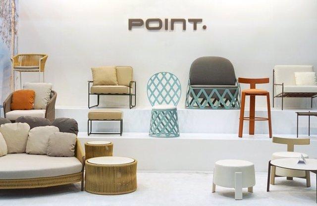 La empresa alicantina de mobiliario Point,  Premio Nacional de Diseño 2019