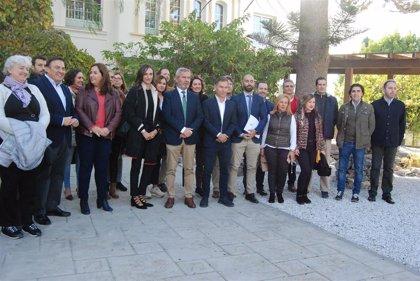 Empresarios del Granada Convention Bureau conocen los recursos de la costa